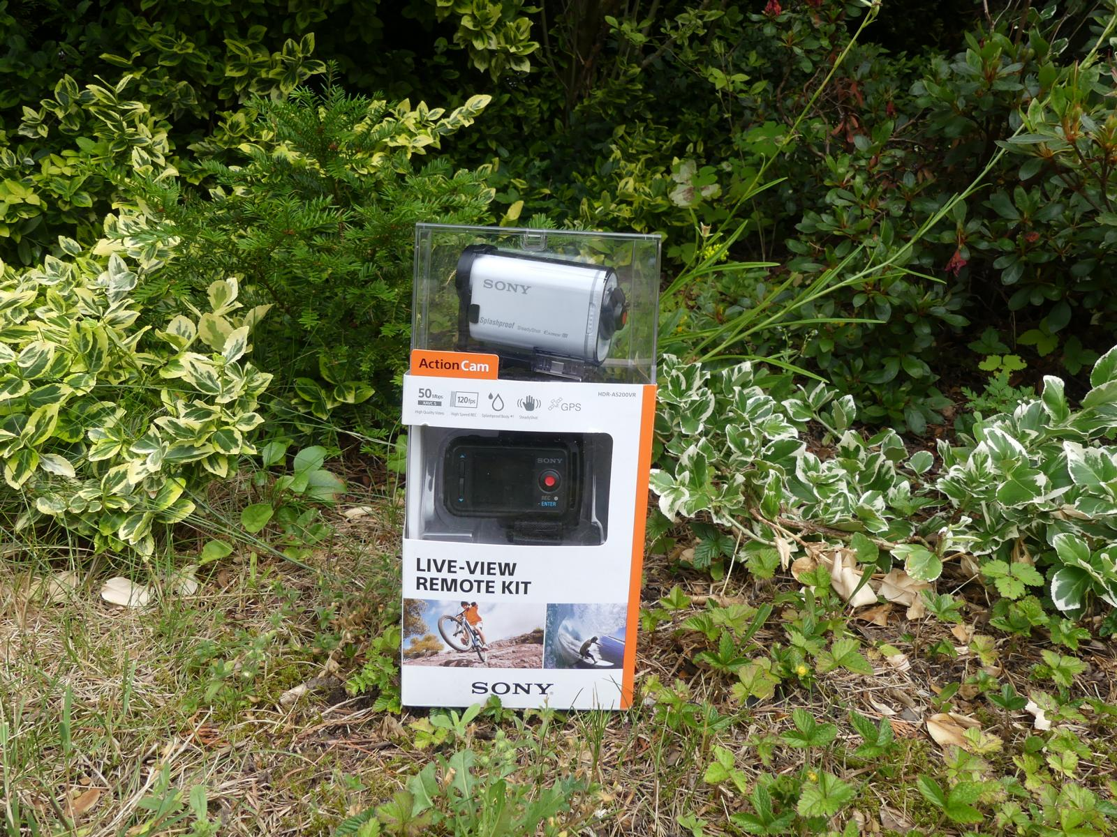 Sony Action Cam Praxistest Outdoor